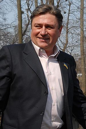 Депутат облсовета Виталий Гудзенко.