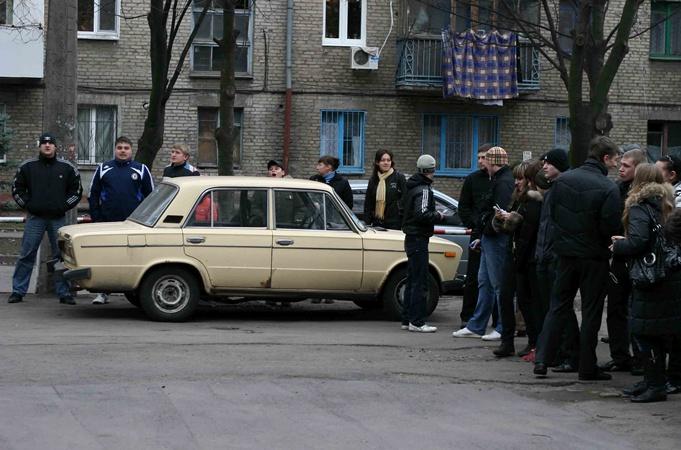 Эта жуткая авария произошла 5 апреля 2011 года вот здесь… Фото из архивов «КП» и школы-интерната.