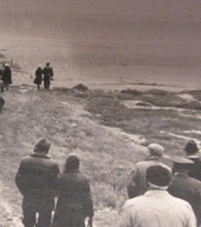 Тот самый мост, остатки которого видны в воде, помог освободить Крым