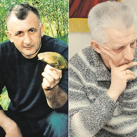 Дмитрий (справа) сразу принял ребенка как родного. Григорий (слева) вспомнил о сыне лишь через 3 года.