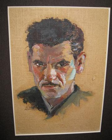 Борис Возницкий. Автопортрет