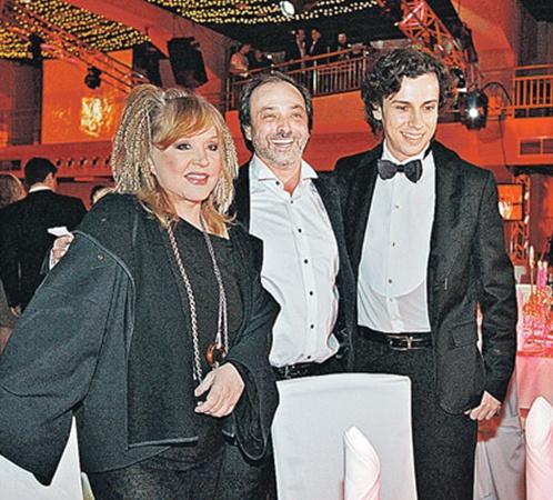 Все шоу Аллы Борисовны ставят самые известные люди - в частности, сценограф Борис Краснов. Фото Михаила Фролова.