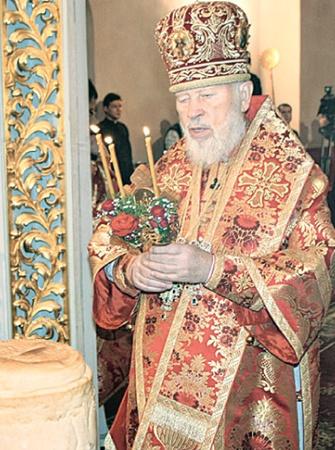 Благословит ярмарку Блаженнейший митрополит Киевский и всея Украины Владимир.
