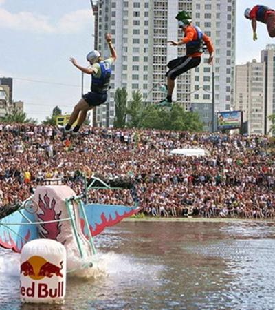«НаКрыло» стали лучшим днепропетровским экипажем на Дне Полетов – результат 12 метров! Фото Павла Дацковского