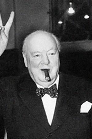 Исторический образ Черчилля до 2010 года...