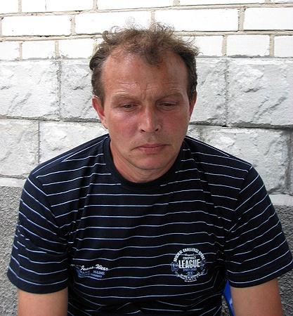 Отец Иры - Александр Горовой - надеется, что виновного в смерти его дочери накажут.