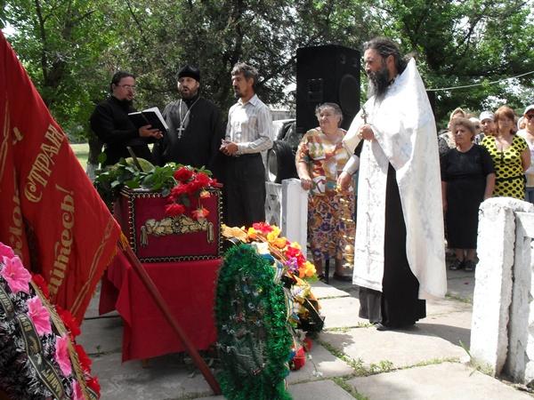 Владимира Тупикова  отпели через 69 лет и похоронили по христианскому обычаю.