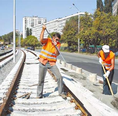 Все больше специалистов уверены, что скоростную линию на Борщаговку эксплуатировать нельзя.