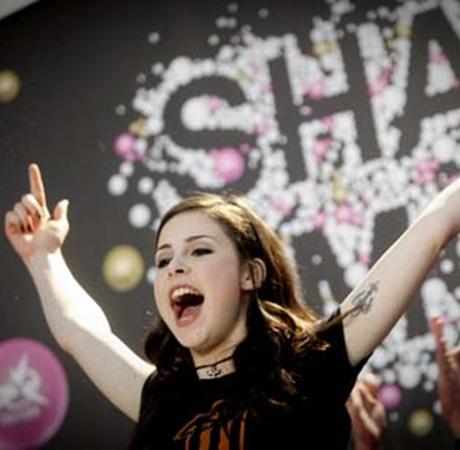 Лена Майер победила на «Евровидении» благодаря легкой и радостной песне.