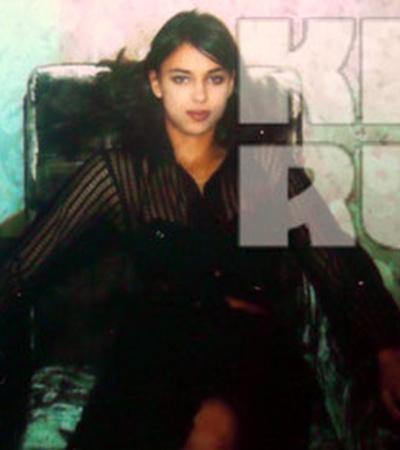 Ирина всегда любила фотографироваться. Здесь ей 14 лет.