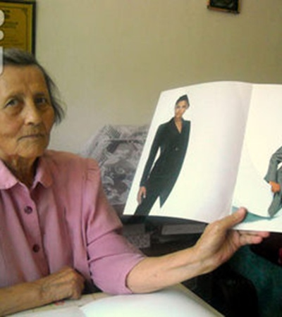 Галия Гайнисламовна очень гордится своей внучкой.