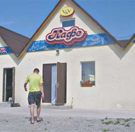 После перестрелки кафе V@V стало знаменито на всю страну.