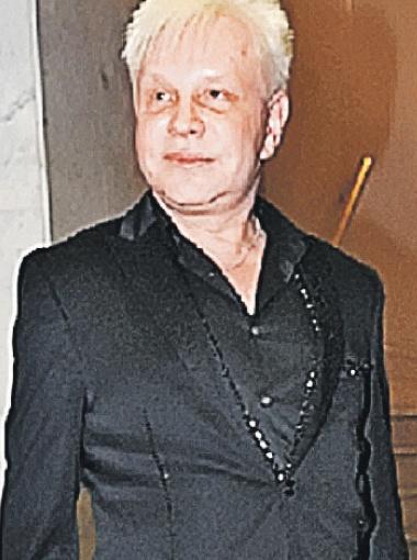 Борис Моисеев, несмотря на недавние проблемы со здоровьем, не мог пропустить концерт Орбакайте.