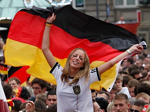 Deutschland, Deutschland uber alles!