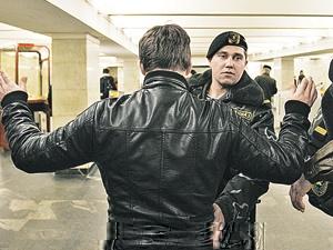 В Минске принимают беспрецедентные меры безопасности.