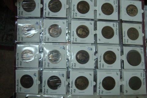 103 старинные монеты. Фото: 0629.