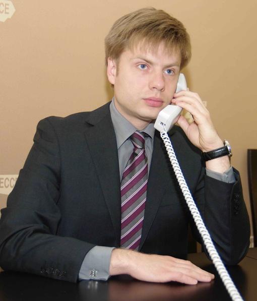 Заместитель председателя Одесского областного совета Алексей Гончаренко