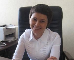 Ирина Магилас.