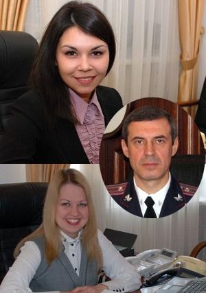 Марина Зиновкина (сверху) и Инна Казакул.