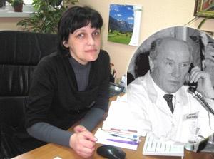 Лилия Соколова.