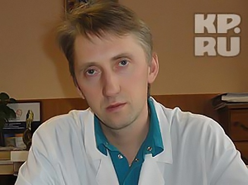 Зам главного врача ДГКБ №9 Игорь Огарков: