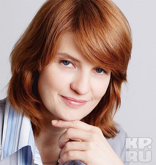 Наталья Касперская - соучредительница