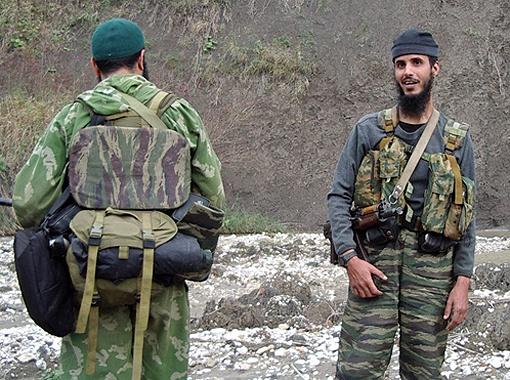 Моганнед находился на Северном Кавказе с 1999 года. Фото НАК.