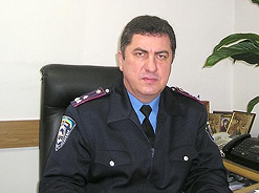 Начальник управления ГАИ Ивано-Франковской области Михаил Кизимишин.
