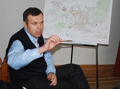 Роман Кравец: - За минувший год сделали очень много, чтобы предотвратить опасность.