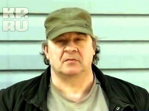 Кадр оперативной съемки: этот 61-летний мужчина руководил похищением Касперского.