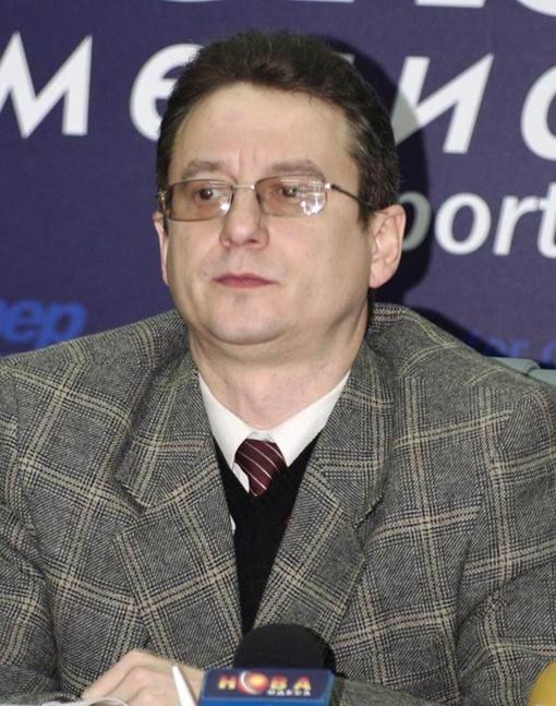 У Сергея Гриневецкого пресс-секретарем Артем Филипенко трудится уже несколько лет