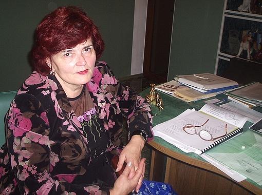 Ирина Момот.