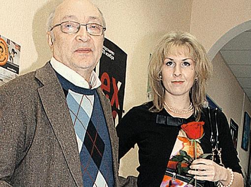 Последняя жена (на фото) принесла актеру короткое счастье и большое разочарование.