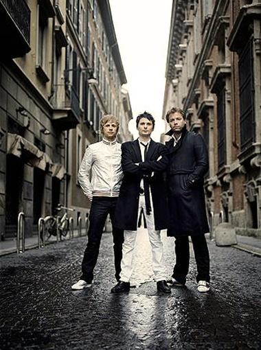Muse – одна из главных рок-команд мира на данный момент. Фото с сайта muse.mu.