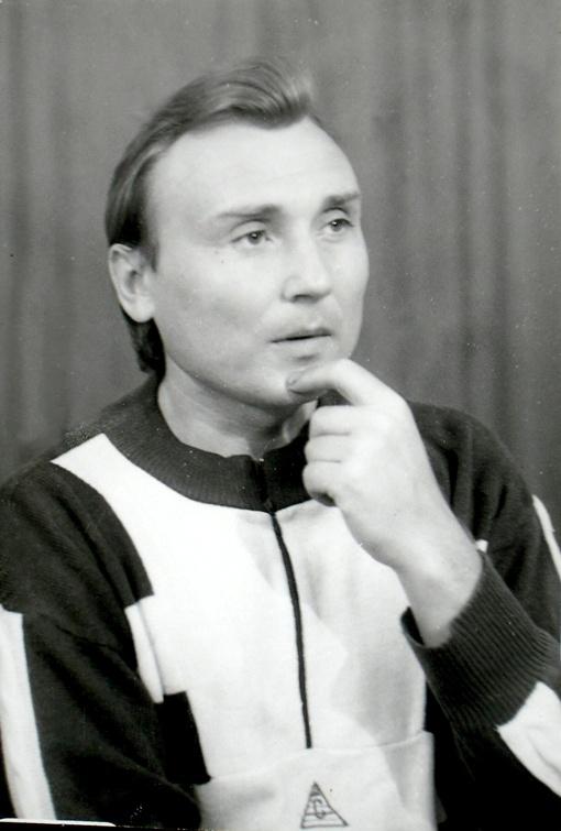 Октябрь 1986-го: Иван Шепелев выступает для героев, идущих на подвиг - на ликвидацию первой в истории атомной аварии.  Фото автора и из личного архива Ивана Шепелева.