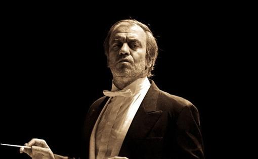 Валерий Гергиев в Национальной опере 6 мая. Фото с сайта parter.ua