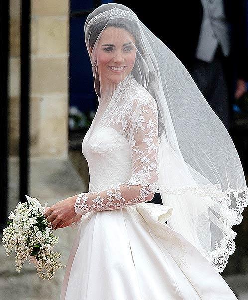 Прекрасная невеста. Фото АП.