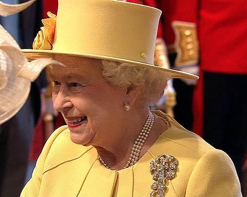 Королева Елизавета. Фото АП.