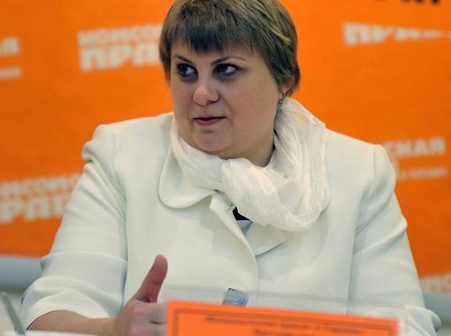 Екатерина ЛУКЬЯНОВА, народный депутат Украины, член фракции Блока «Наша Украина - Народная Самооборона».