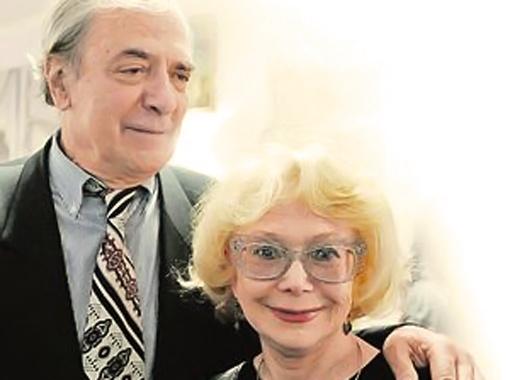 Александр Лазарев и Светлана Немоляева прожили вместе более 50 лет и были одной из самых красивых и верных пар кинематографа. Фото РИА