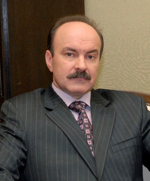 У Михаила Цымбалюка нет личного. Фото с сайта ЛОГА.