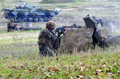 Игорь Беркут считает, что наши Вооруженные силы за последние 20 лет финансировались по остаточному принципу. Фото Пресс-Кит.