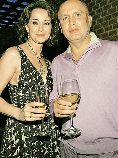 Вместе с Николаем в жизни актрисы появился крепкий тыл.