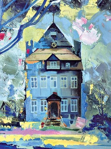 Картины Марчука хранятся в частных коллекциях по всему миру.