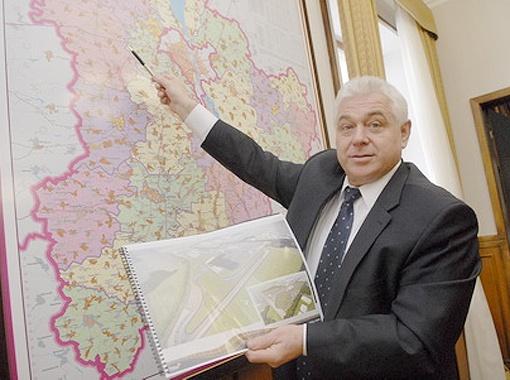 Анатолий Присяжнюк о трассе для сухопутной «Формулы»: «Надеемся заработать на престижных соревнованиях».