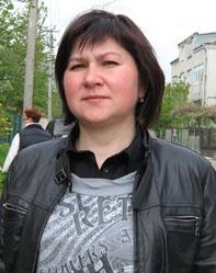 Лида Ластовецкая