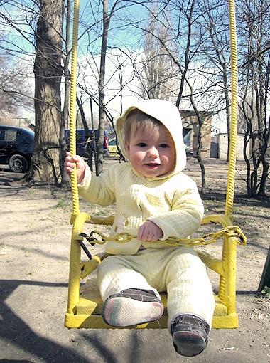 Демьян Парижский, 9 месяцев.