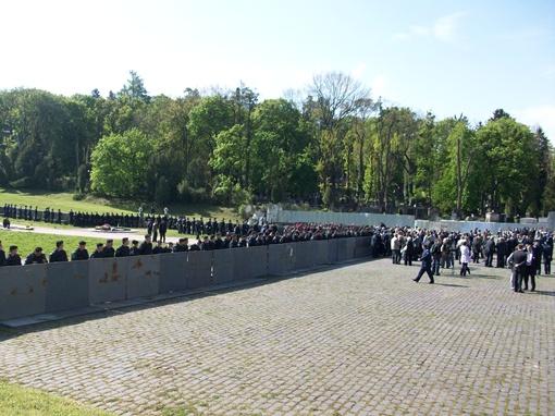 Оцепление во Львове. Фото КП.