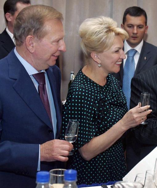 Леонид Кучма во время президентства снимал стресс 150 «фронтовыми».