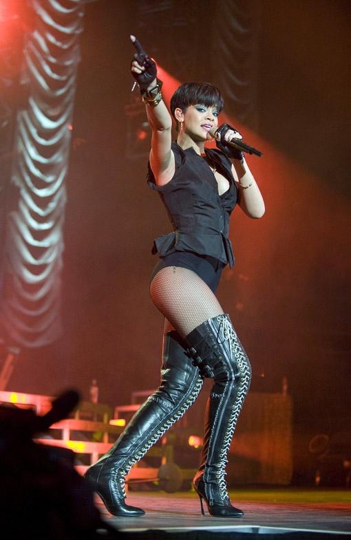 Одна из самых сексуальных певиц мира украсит своим присутствием шахтерскую столицу.